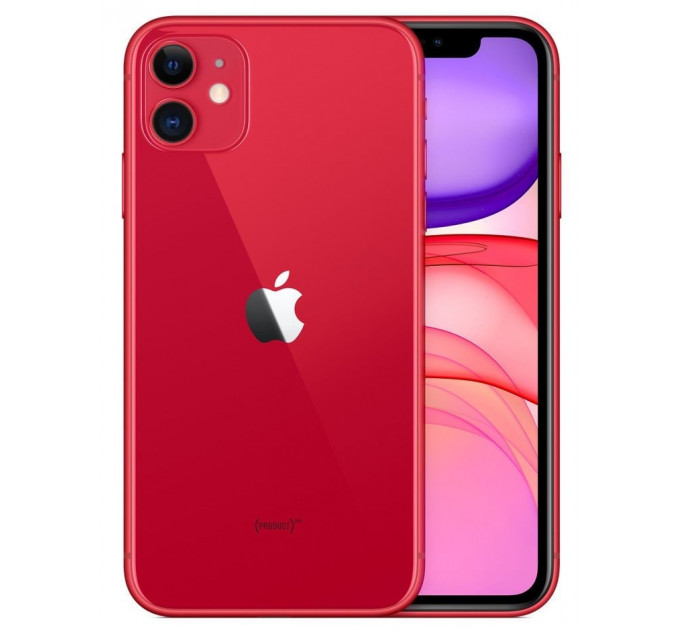 Apple iPhone 11 128GB (Product) Red Б/У